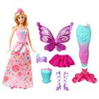 Coffret Barbie Féérie 3 en 1