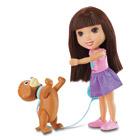Dora et son Chiot Savant