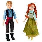Poupée Frozen Anna et Kristoff
