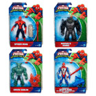 Figurine Spiderman Webcity 15 cm
