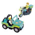 Véhicule avec Mini Figurine Scooby-Doo