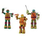 Figurine de 14 cm Transformable Tortue Ninja