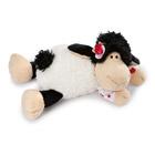Peluche Mouton Jolly Lynn Couchée 30 cm