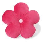 Coussin fleur rose