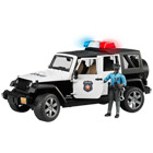 Jeep Wrangler Unlimited Police avec Policier