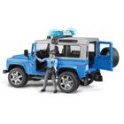 Land Rover Defender Station avec Policier