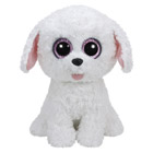 Peluche Beanie Boo's Medium Pippie le Chien