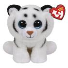 Peluche Beanie Boo's Small Tundra le Tigre Blanc
