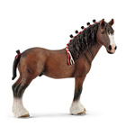 Cheval Hongre clydesdale
