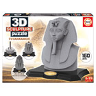Puzzle 3D Sculpture Toutankhamon
