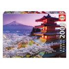 Puzzle 2000 pièces Mont Fuji Japon