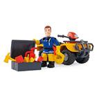 Sam le Pompier Mercure avec Figurine