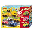 Coffret 10 voitures Fast Car