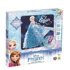 Création en tissu numéroté Elsa