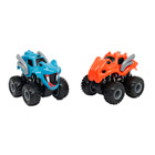 Coffret 2 monster truck animal