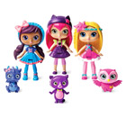 Les Mini Sorcières Pack 3 Figurines