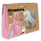 Decopatch mini kit licorne
