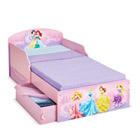 Petit Lit Enfant Disney Princesses
