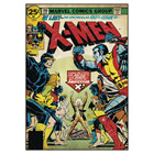 Sticker repositionnable Xmen Comics