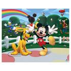 Fresque murale Mickey
