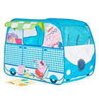 Tente Mini Van Peppa Pig