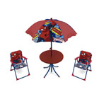 Set de camping Spiderman
