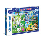 3 puzzles 48 pièces Disney