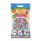Sachet de 1000 perles à repasser bicolores Hama