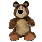 Masha and the bear - Ours en peluche 25 cm