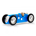 Voiture bleue Darl'mat Peugeot