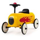 Porteur Racer Jaune Flamme