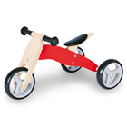 Mini Draisienne tricycle 4 en 1 Charlie