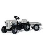 Tracteur RollyKid Little Grey fergie