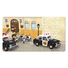 Lovely Puzzle La voiture de police de Brice