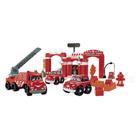 Coffret pompier - Abrick