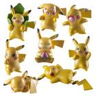 Pokemon Série Limitée 4 figurines Pikachu