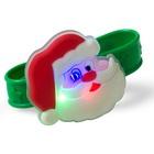 Bracelet lumineux Noël