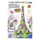Puzzle 3D tour Eiffel pop art 216 pièces