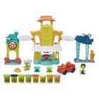 Play-Doh la ville