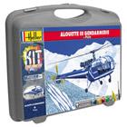 Maquette hélicoptère Alouette III gendarmerie