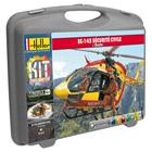 Maquette hélicoptère Eurocopter EC145 sécurité civile