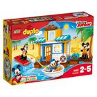 10827-La maison à la plage de Mickey et ses amis