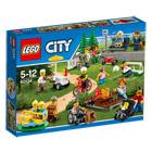60134-Parc de loisirs figurines City