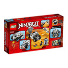 70588-Le Tumbler du Ninja de Titane