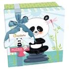 Puzzle panda 25 pièces