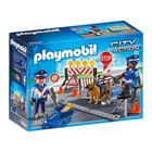 6924-Barrage de Police - Playmobil City Action