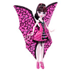 Monster High Draculaura transformation