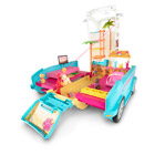 Barbie 4x4 transformable des chiots