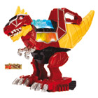 Power Rangers dx zord t rex electronique