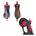 Flying heroes Spiderman pack x2